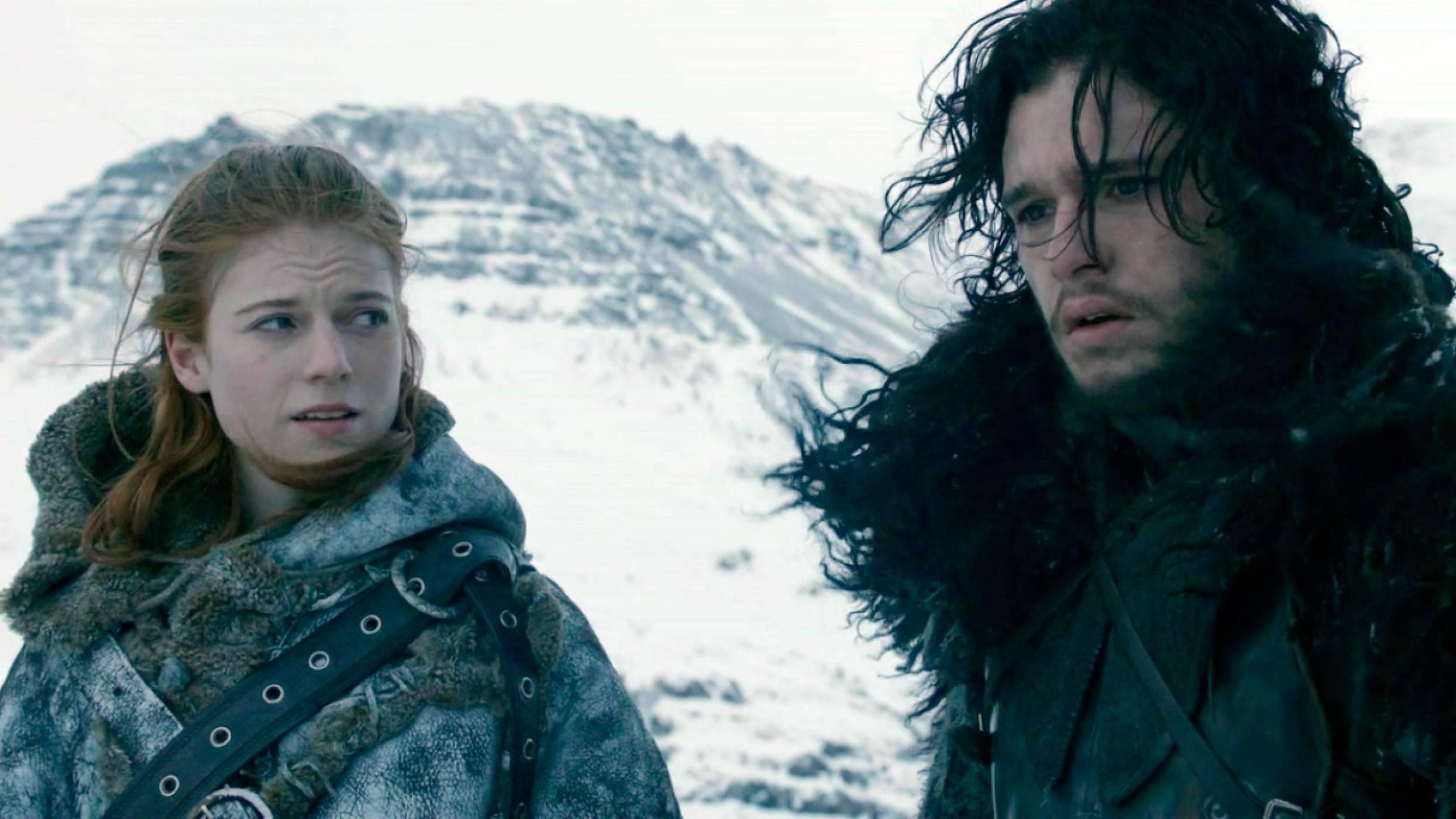 Феновете на Game of Thrones полудяха: Кит Харингтън и Роуз Лесли се сгодиха