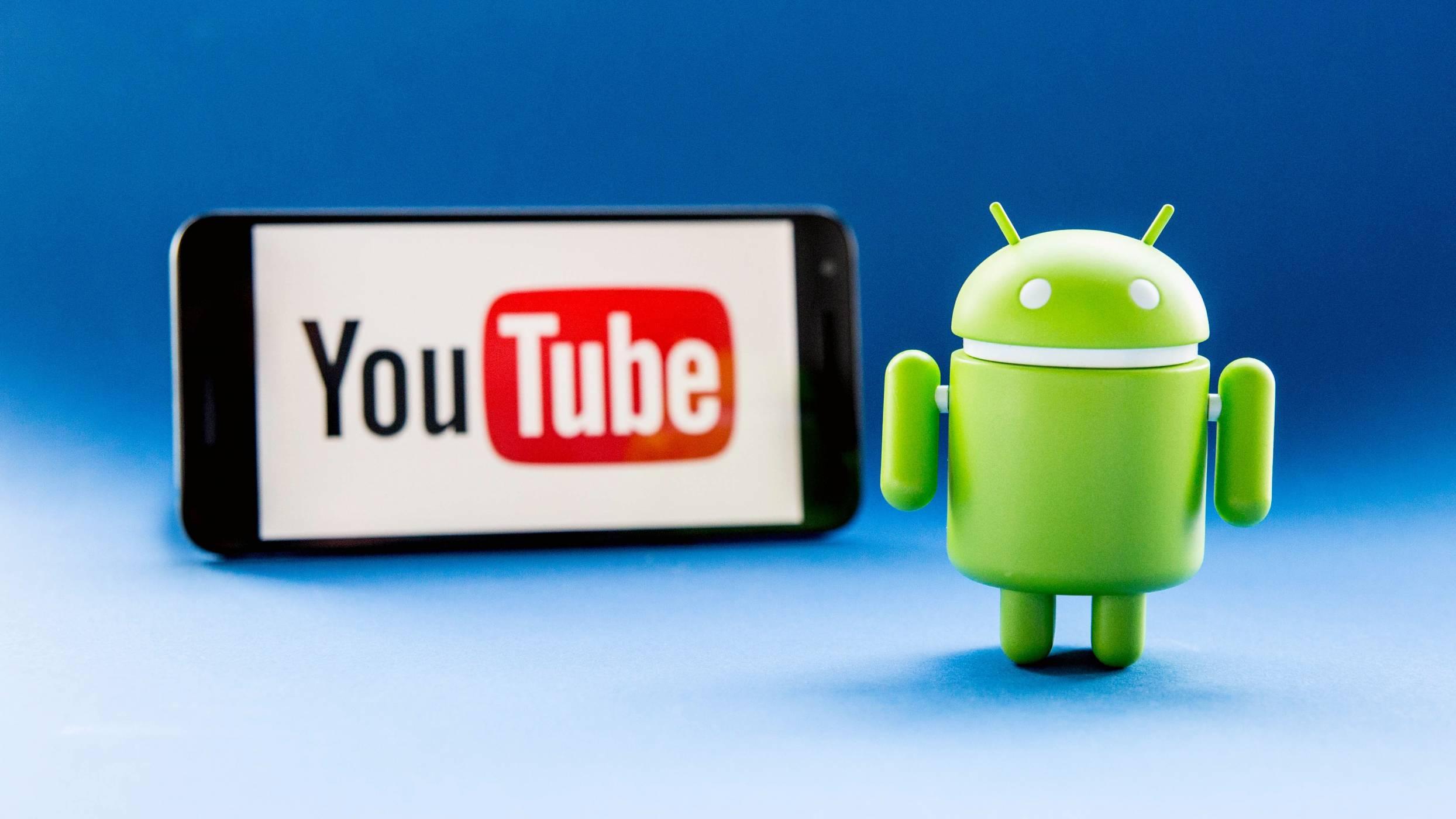 Подразделът Activity се появи в Android версията на YouTube