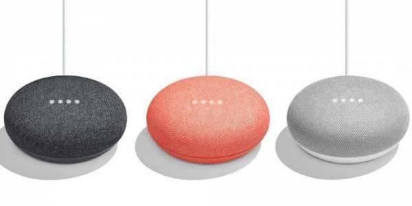 Google Home Mini с хардуерен проблем, който кара говорителя да записва аудио непрекъснато