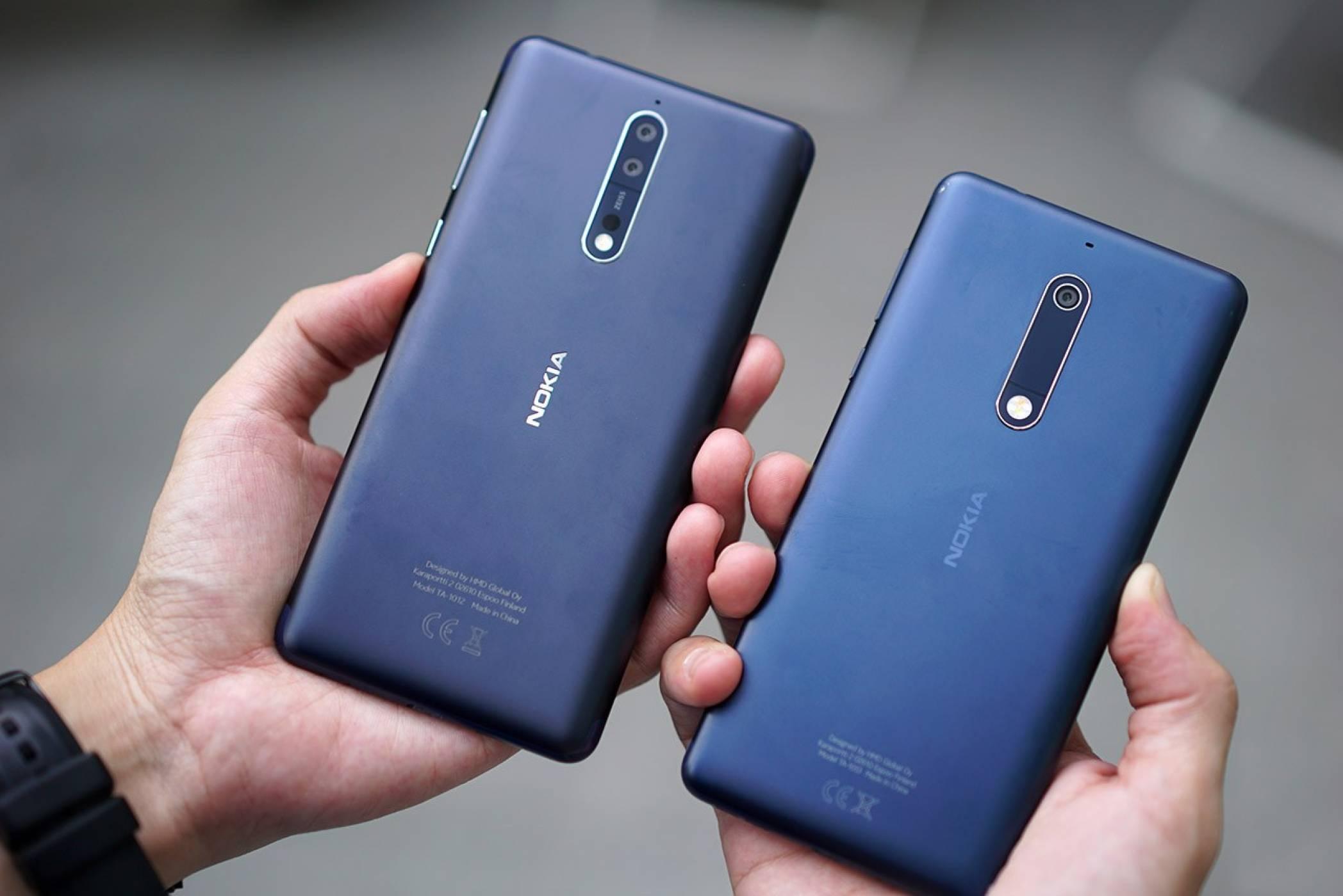Рендерни изображения потвърдиха, че Nokia 9 ще има извит екран