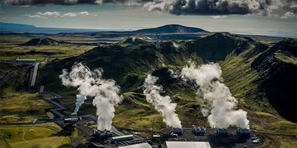Заработи първата електроцентрала с отрицателни емисии на CO2