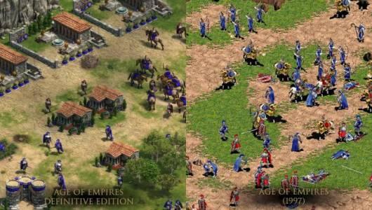 Ще може да изградите вашата империя в Age of Empires: Definitive Edition едва догодина