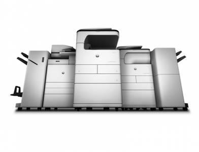 Новите мултифункционални принтери на НР са за офиса на утрешния ден