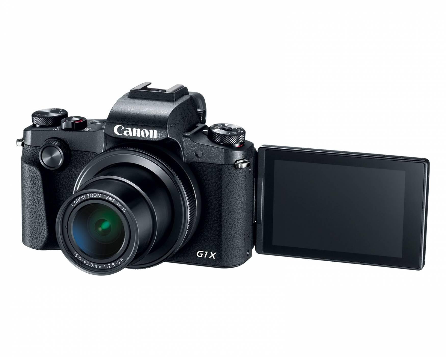 Новият Canon G1X Mark III е с 24.2 MP DSLR сензор