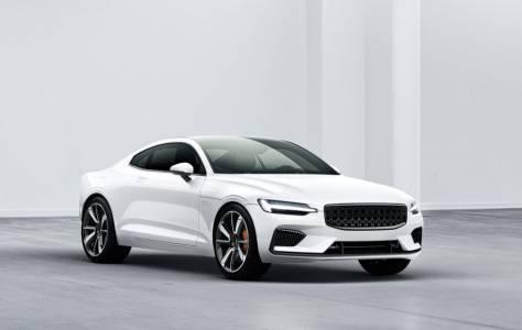 Това е Polestar 1: бъдещето на е-колите с марка Volvo