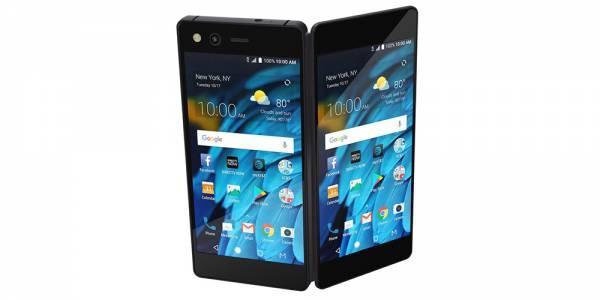ZTE Axon M е сгъваем телефон, който може да работи в няколко режима с двоен екран