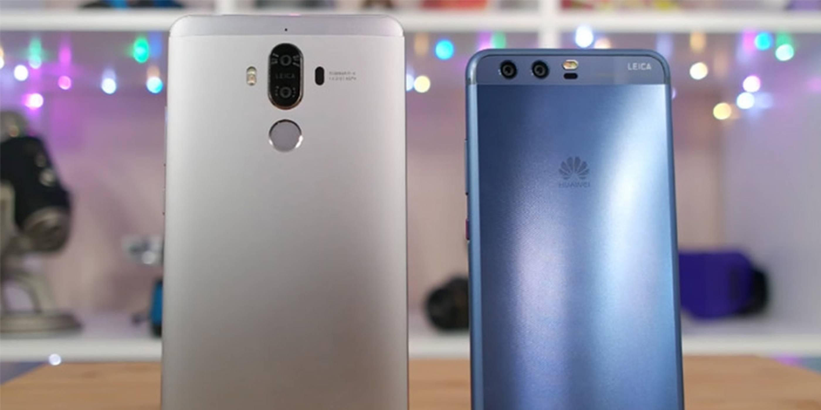 Huawei обяви, че Mate 9 и P10 серията ще получат Android 8.0 Oreo актуализация