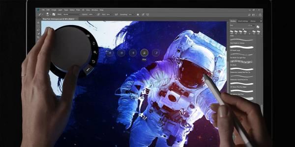Adobe Photoshop 2018 е тук с поддръжка на Surface Dial