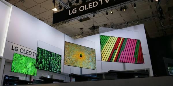 LG ще вгради истинско 3D аудио в новите си OLED телевизори
