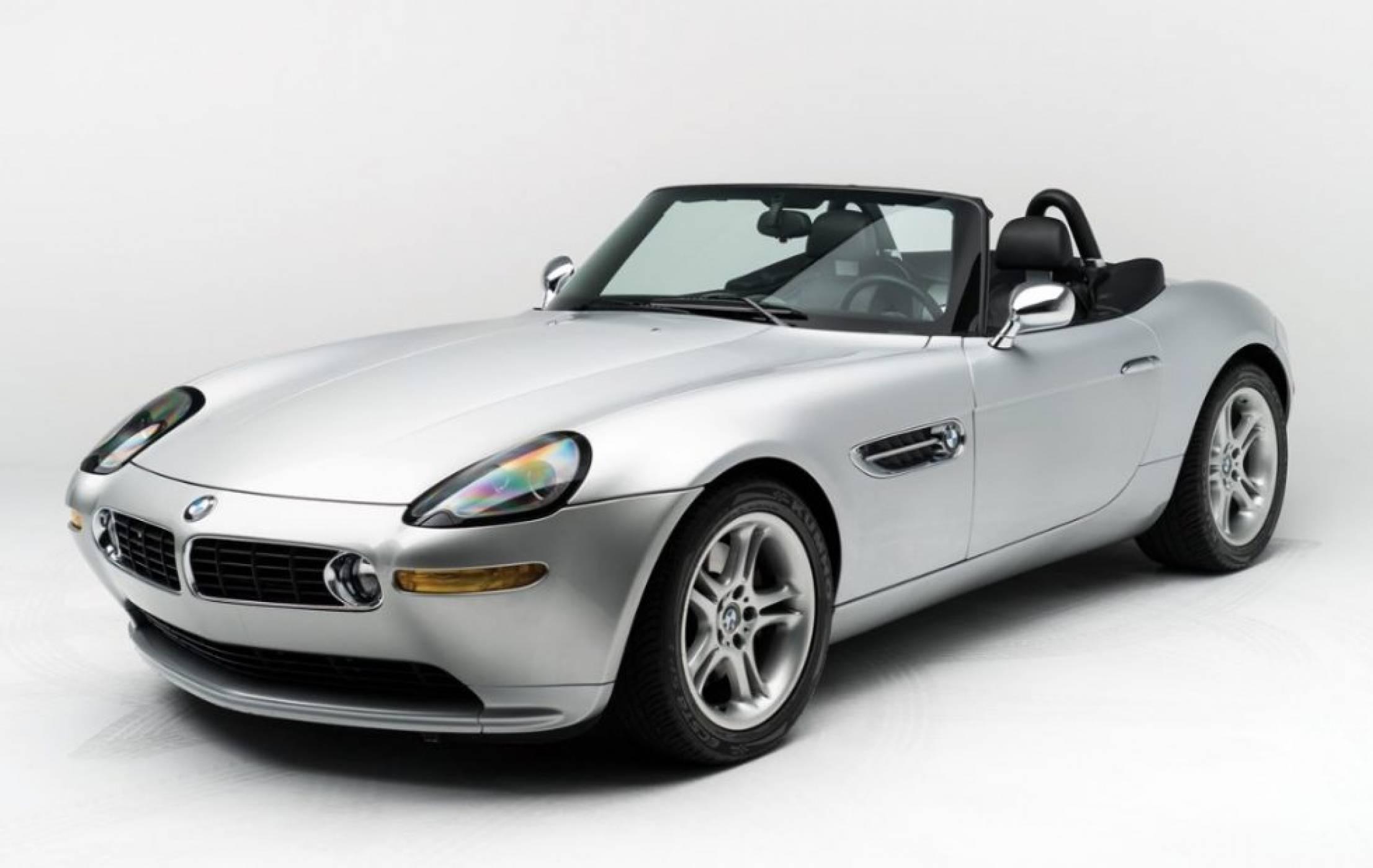 BMW Z8 на Стив Джобс може да бъде ваше, стига да спечелите този търг