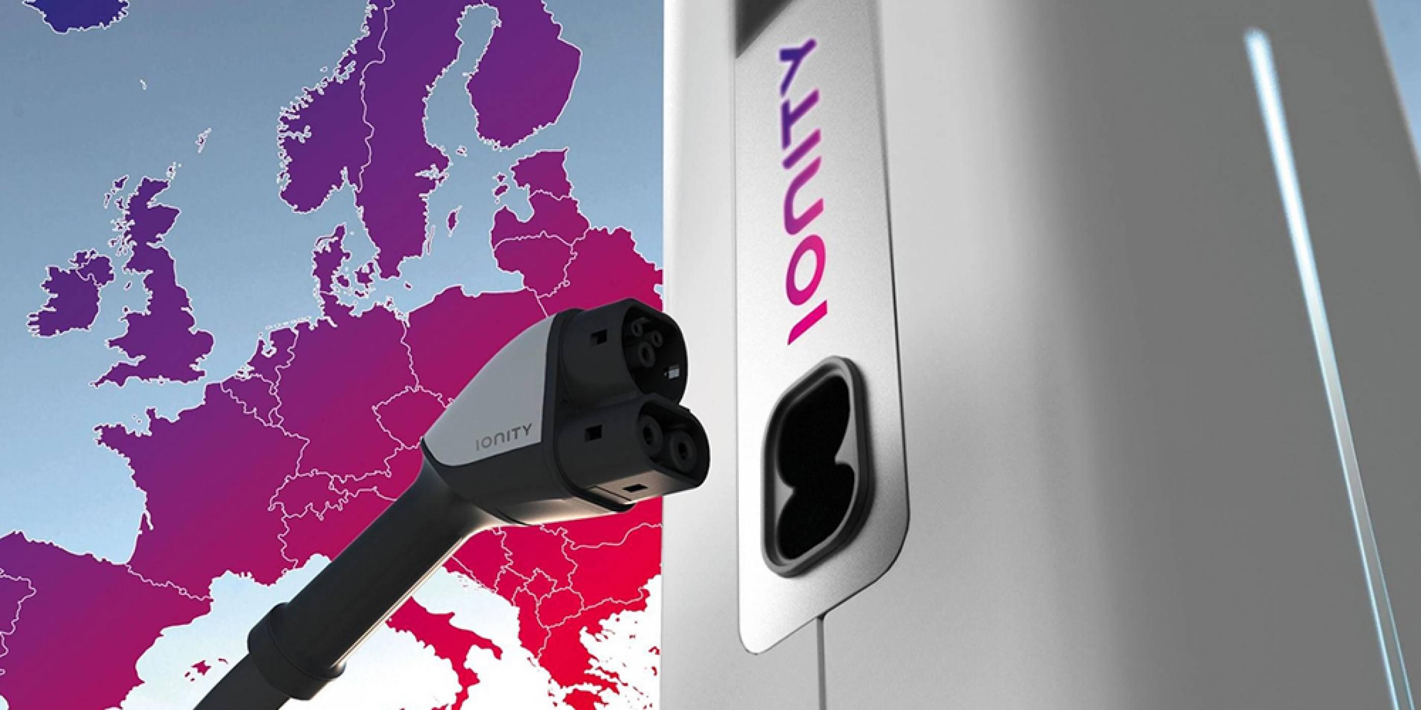 Четири автомобилни компании се обединяват, за да създадат мрежа за зареждане на електрически автомобили в Европа