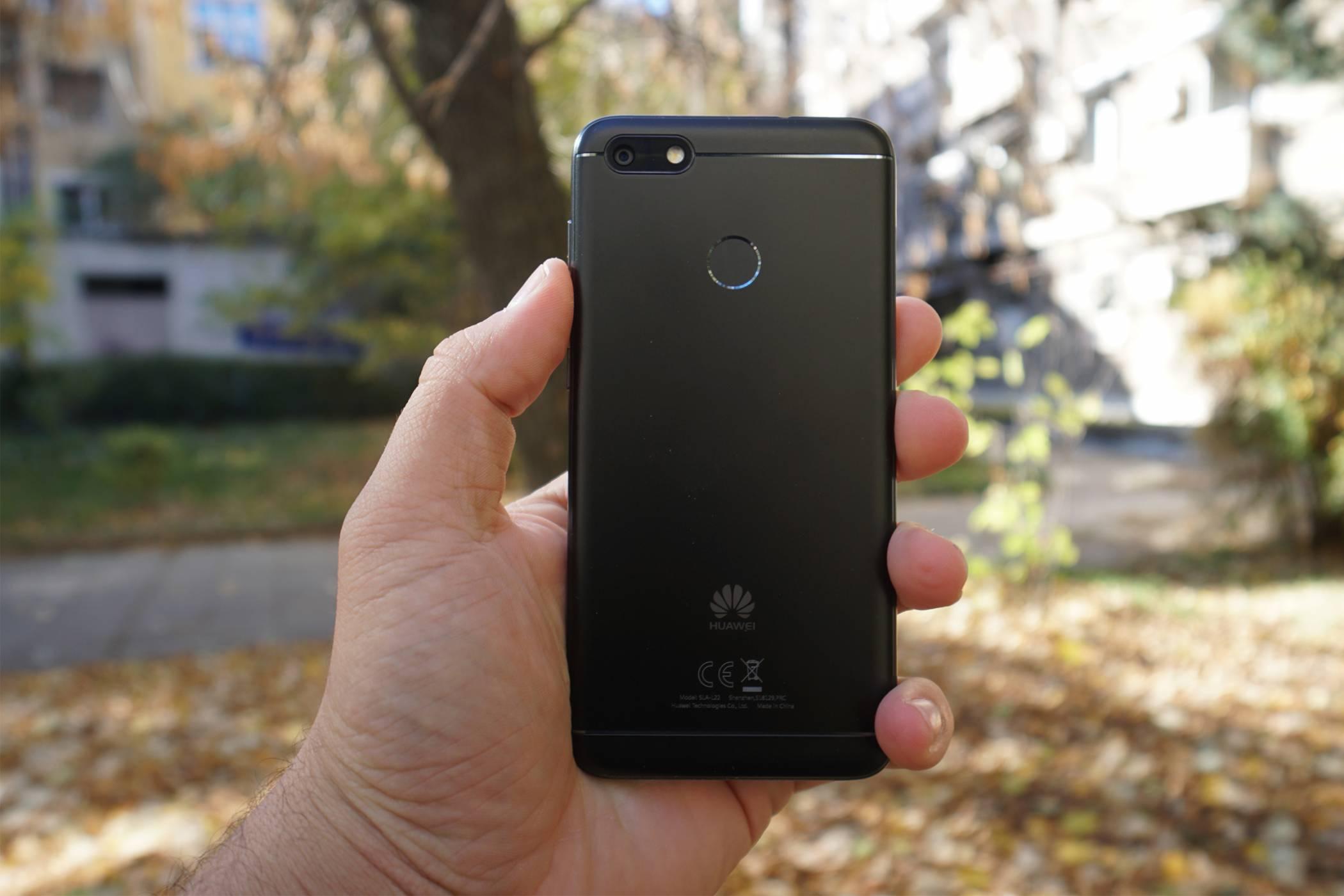 Huawei P9 lite mini: добре дошли в света на смартфоните (ревю)
