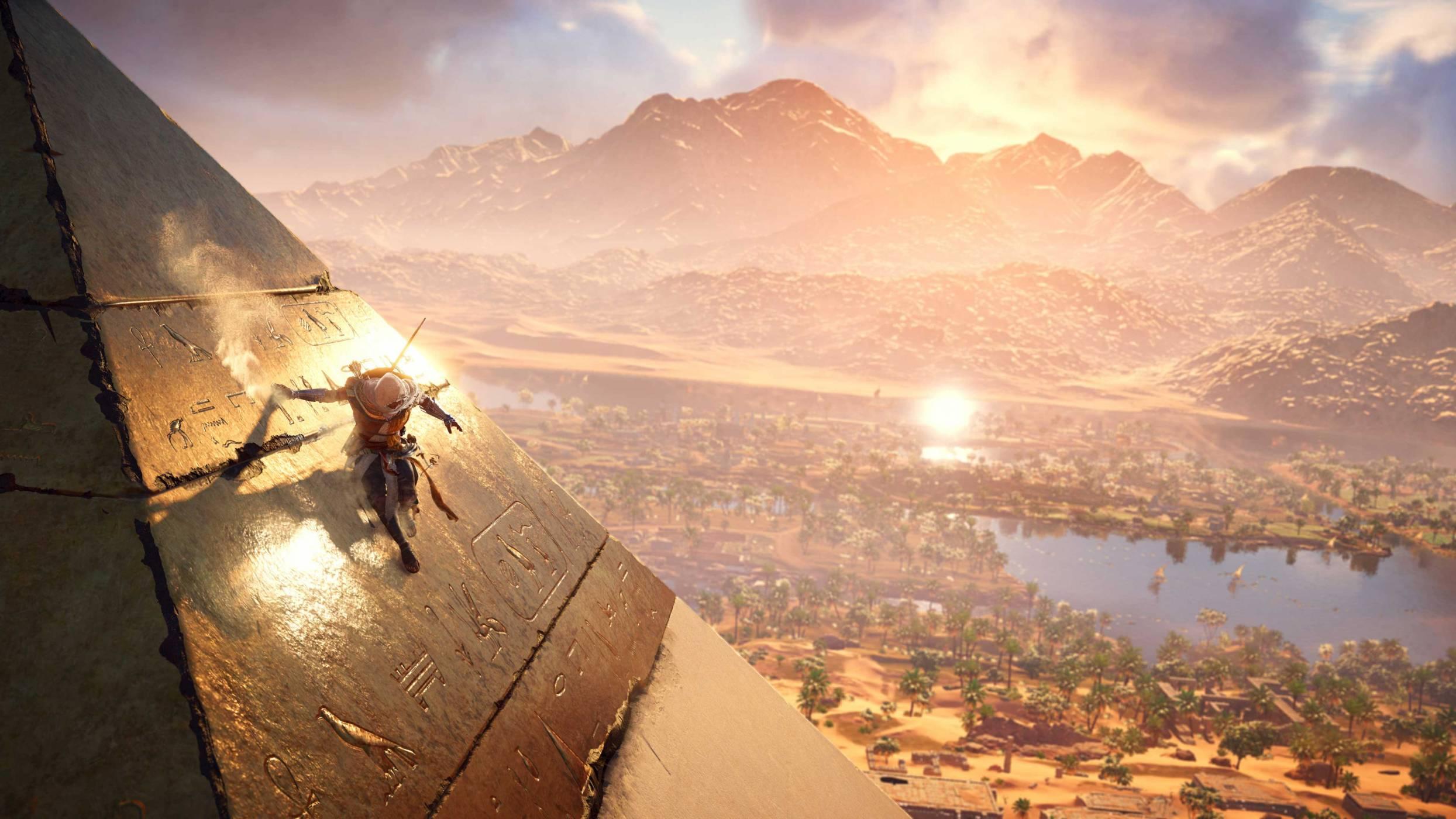 Двама от вас ще спечелят Assassin's Creed: Origins за PS4