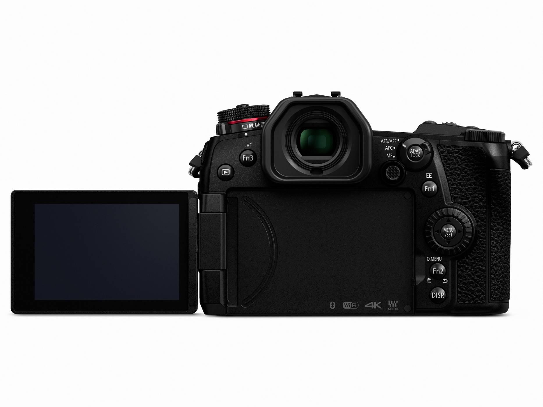 Panasonic представи LUMIX G9, безогледален фотоапарат със светкавичен автофокус