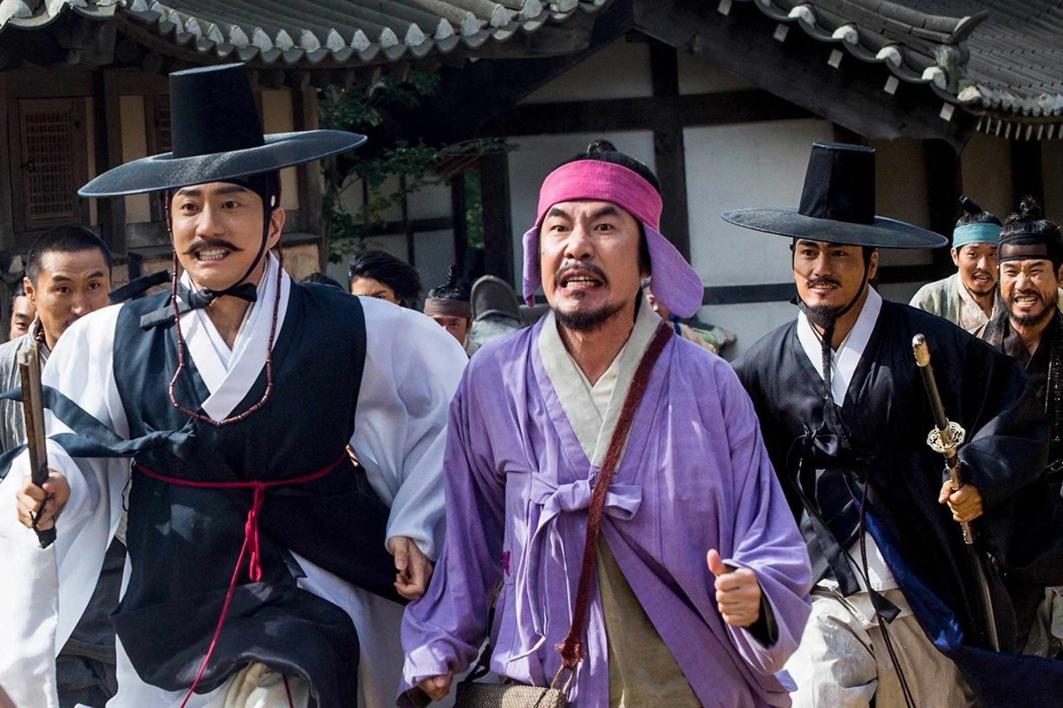 Седмица на корейското кино в София 2017 (програма)