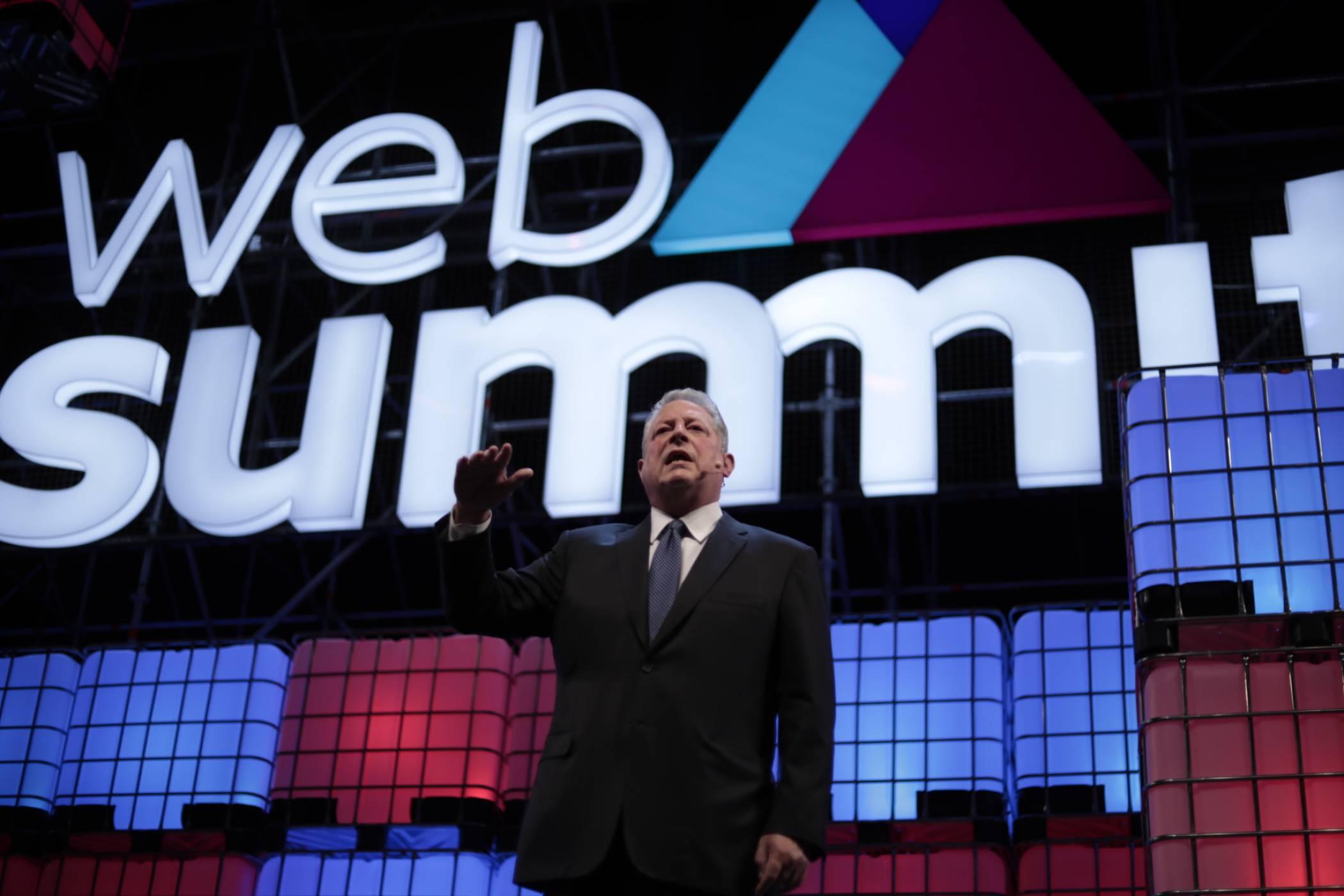 Ал Гор иска помощта на технологични компании, за да разреши кризата с климата