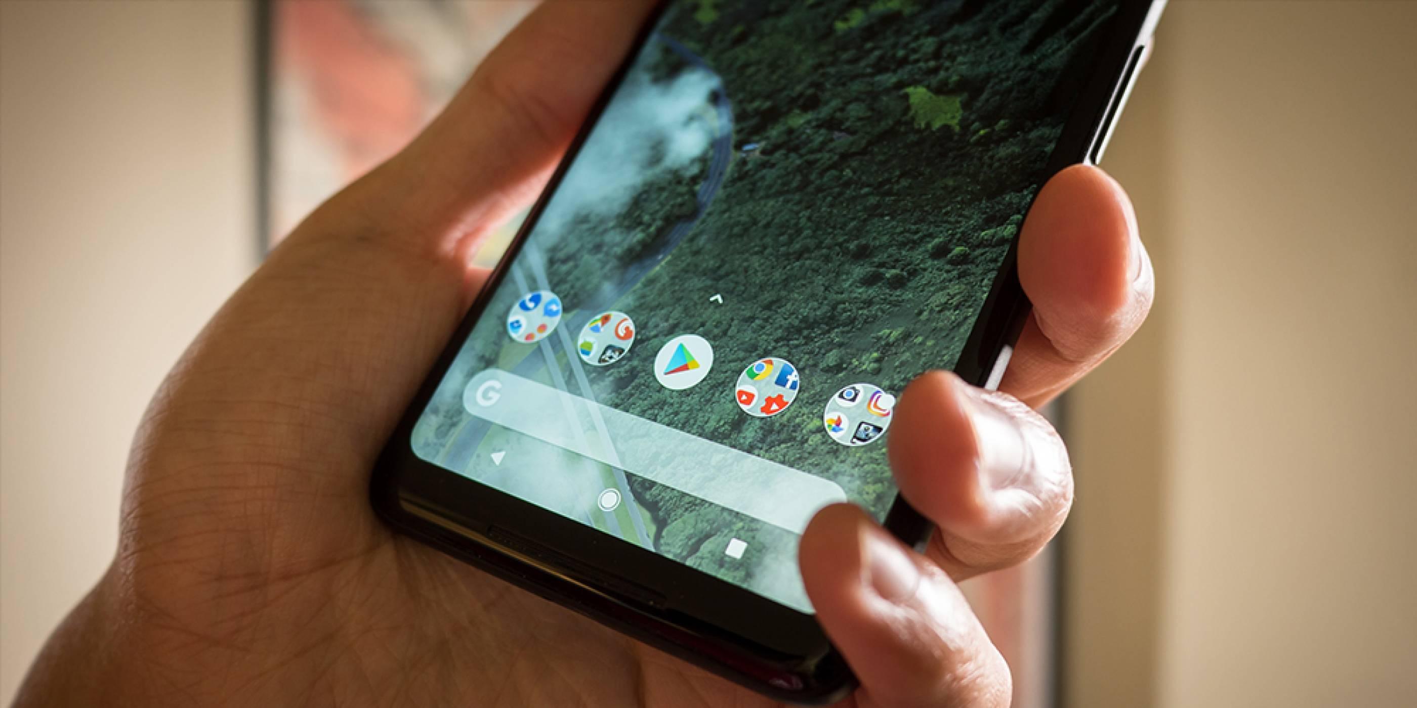 Pixel 2 XL има проблем с отзивчивостта на екрана, но Google има решение