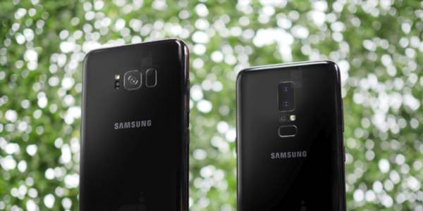 Скици разкриват вертикално ориентирана двойна камера в Galaxy S9