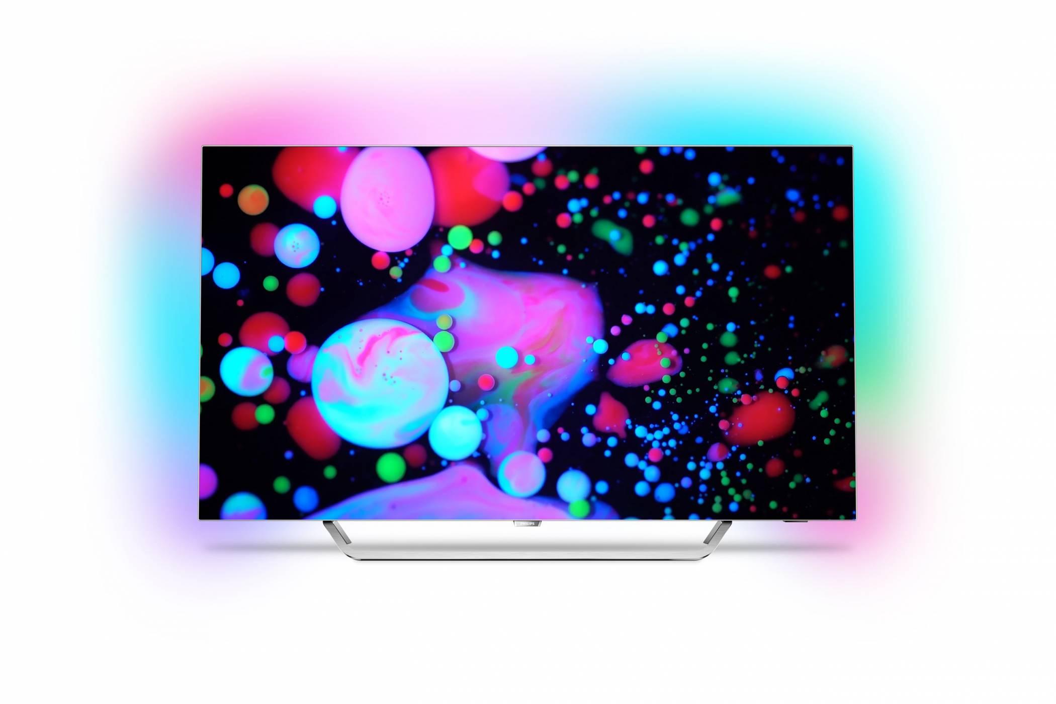 Един от вас ще спечели този впечатляващ 55-инчов 4K OLED телевизор Philips POS9002