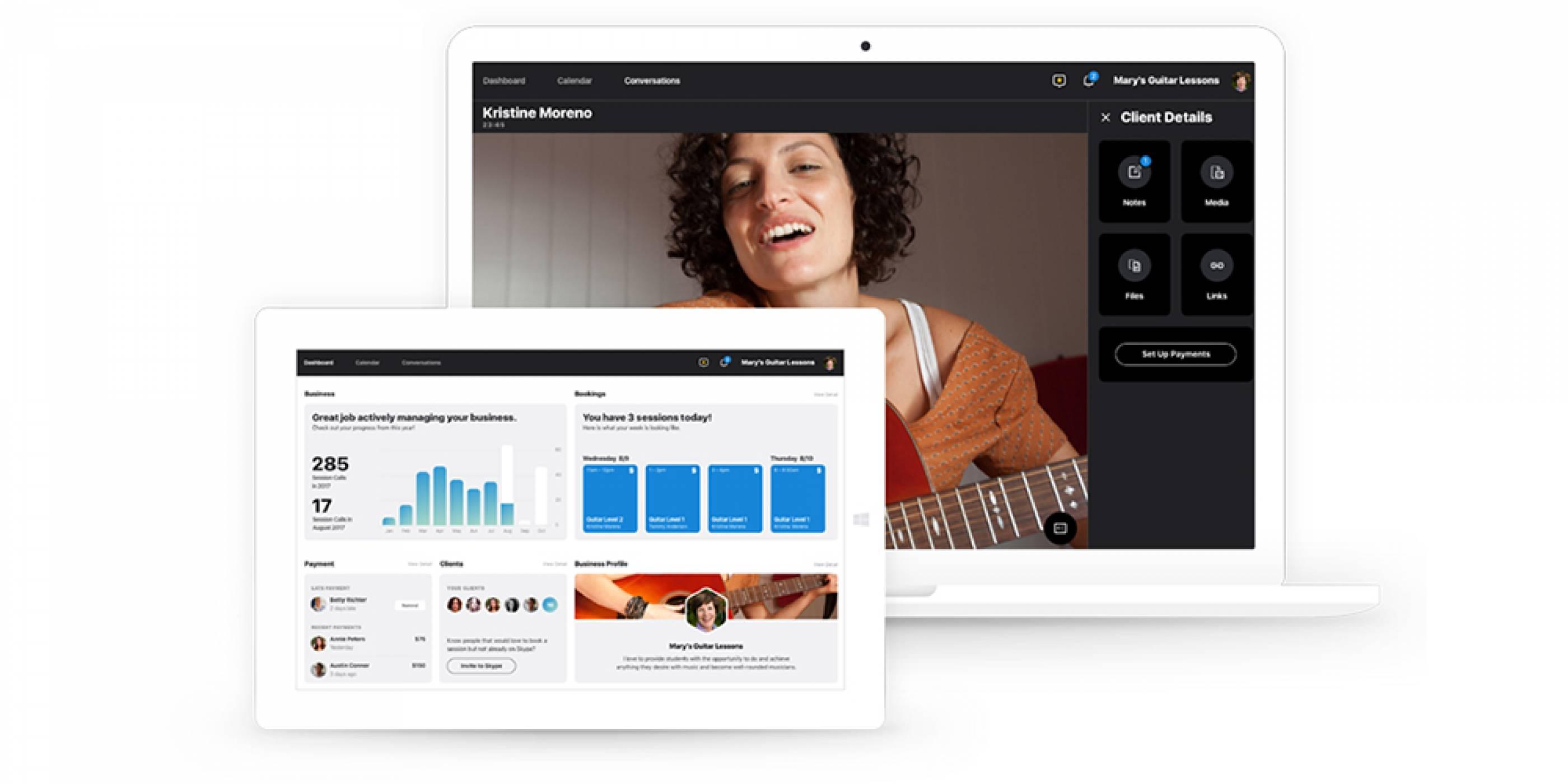 Microsoft представи специална версия на Skype за фрийлансъри и собственици на малки фирми
