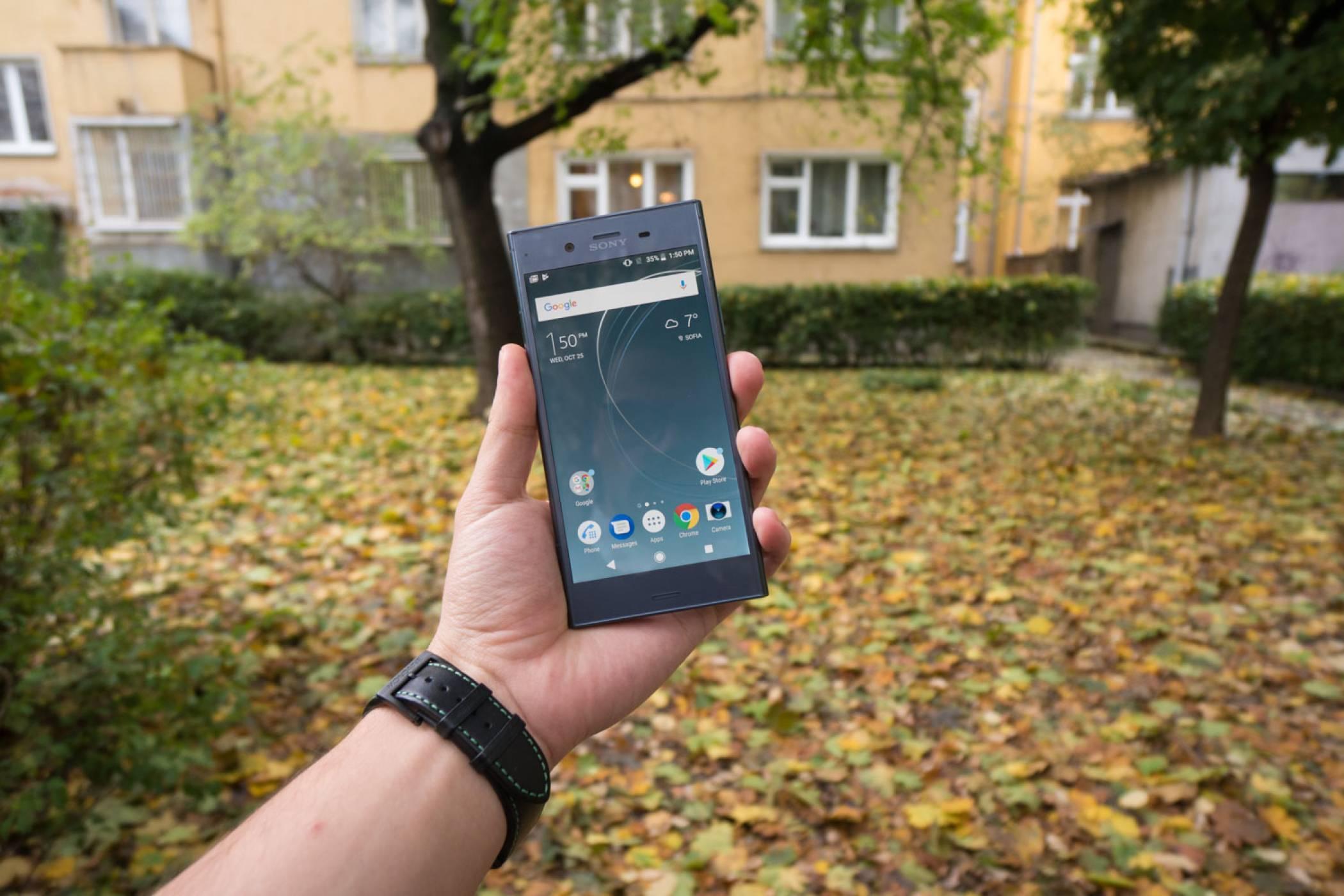 Sony Xperia XZ1: още от същото (ревю)