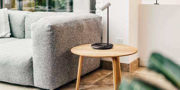 Olie е умна лампа с Amazon Alexa и Google Assistant