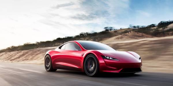 Tesla представи новия си Roadster и той изглежда грандиозно