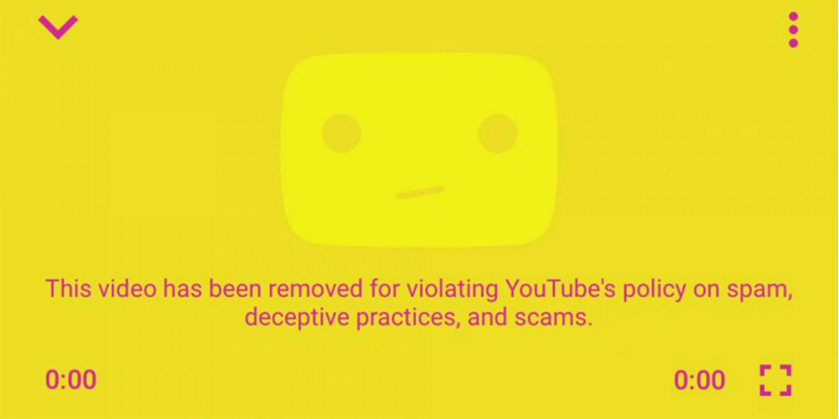 Автоматичният алгоритъм на YouTube премахна официално видео на Chromebook Pixel