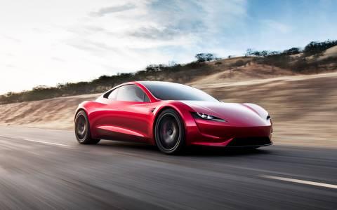 Tesla Roadster: суперлативи в бъдеще време