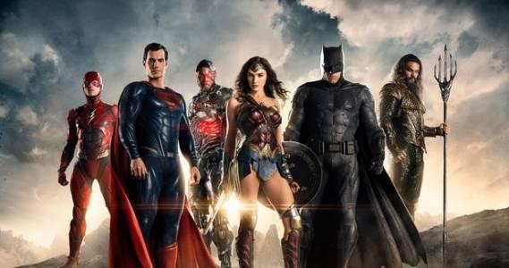 Justice League с разочароващи приходи от дебютния уикенд