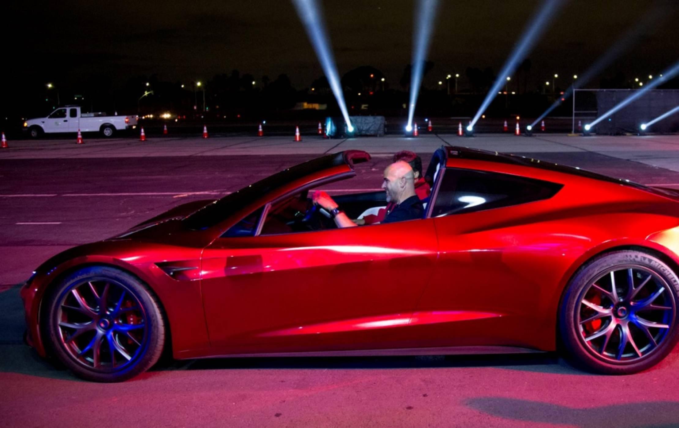 Tesla Roadster може да ускорява дори още повече с допълнителна опция