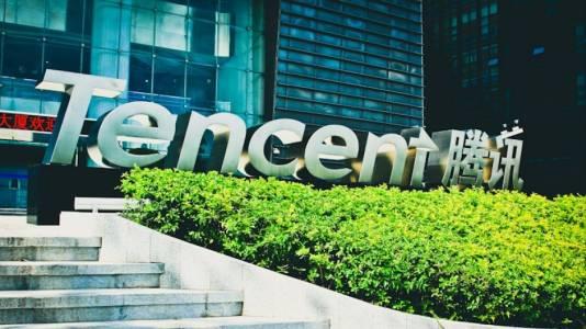 Tencent е първата китайска компания, оценена на над 500 млрд. долара