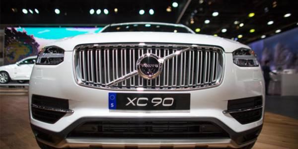Uber обяви, че ще закупи 24 000 самоуправляващи се джипа XC90 от Volvo