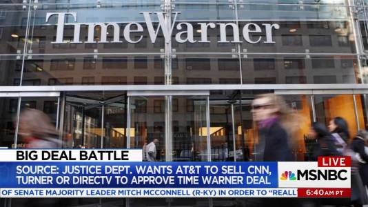 Вашингтон попречи на AT&T да купи Time Warner за 85 млрд. долара