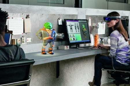 AR платформата HoloLens удари реална спънка - нарушен патент