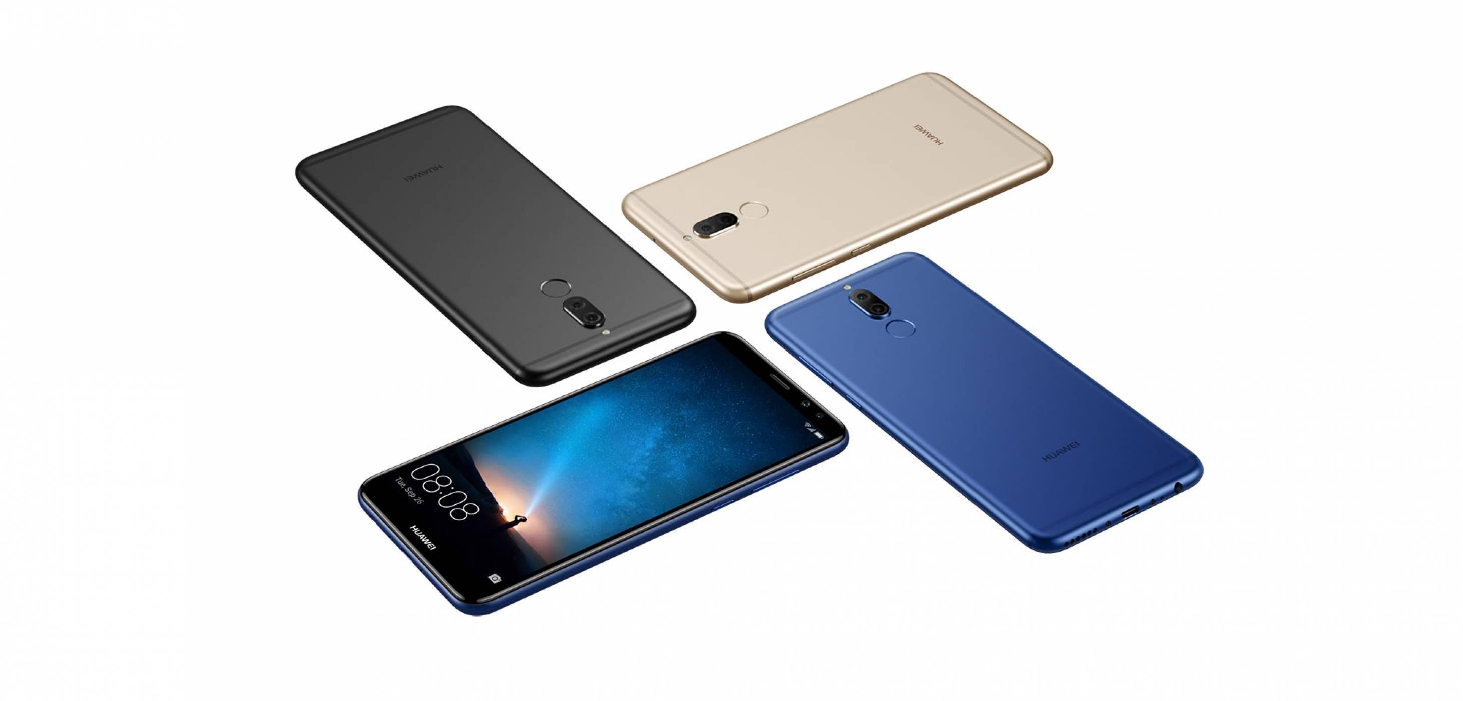 Изумителните селфита на Huawei Mate 10 lite