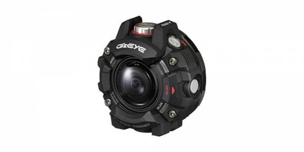 Casio представи екшън камера, вдъхновена от G-Shok серията си часовници