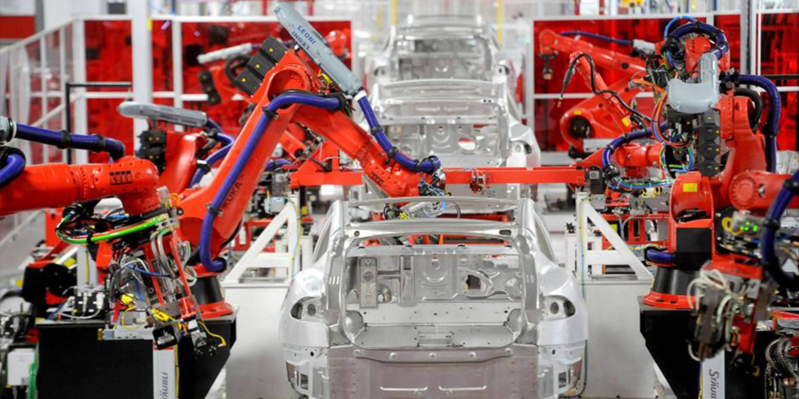 90 процента от Tesla Model S и Model X електромобилите имат производствени дефекти