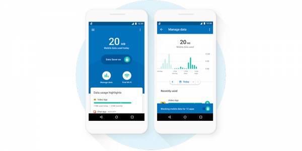 Google Datally е ново Android приложение за пестене на мобилни данни
