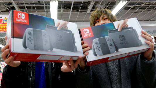 Nintendo е най-богатата компания в цяла Япония