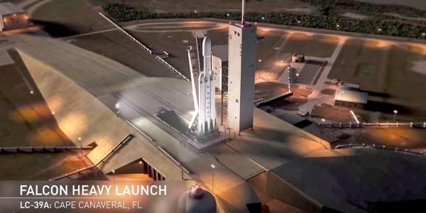 Илон Мъск ще изпрати своята Tesla Roadster на Марс с Falcon Heavy