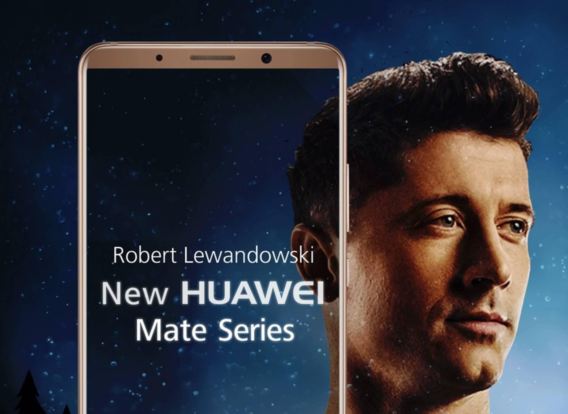 Световни звезди светят ярко в кампанията #TheUltimate за Huawei Mate 10