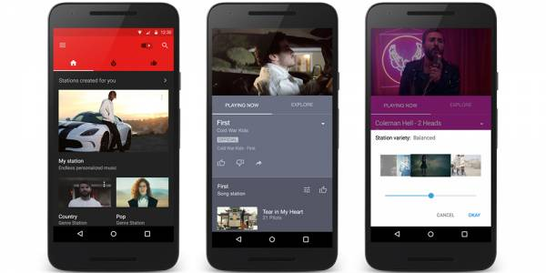 Новата музикална стрийминг услуга на YouTube ще стартира през март 2018 година
