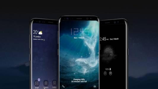 Скенерът за отпечатъци на Galaxy S9 променя позицията си