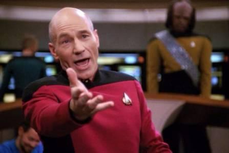 Патрик Стюърт може да се завърне в новия Star Trek, ако Тарантино е режисьор