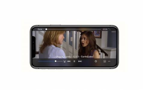 VLC за iOS вече поддържа iPhone X и 4К видео