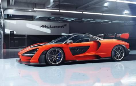 McLaren Senna предизвиква невъзможното