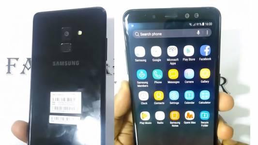 Samsung Galaxy A8+ (2018) вече няма тайни от нас