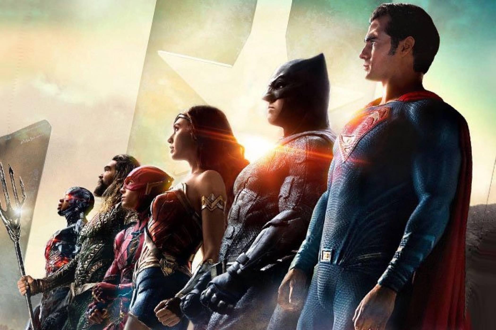 Всички предстоящи филми по комикси на DC на едно място
