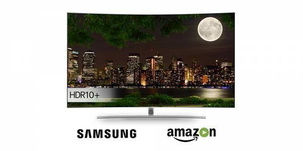 Samsung и Amazon най-накрая стартираха стриймване на HDR10+ видео